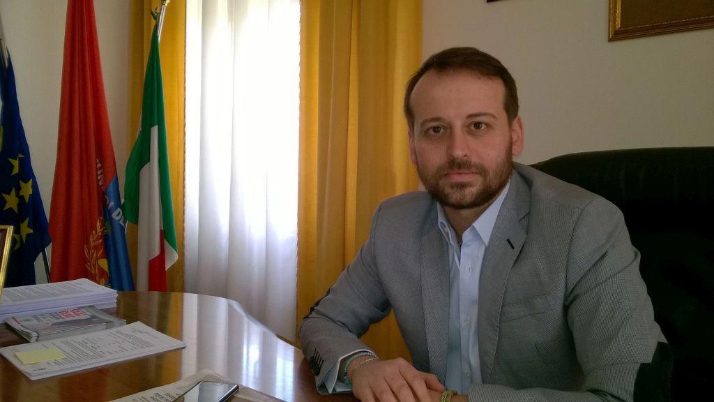 Sindaco Gianfilippo Bancheri