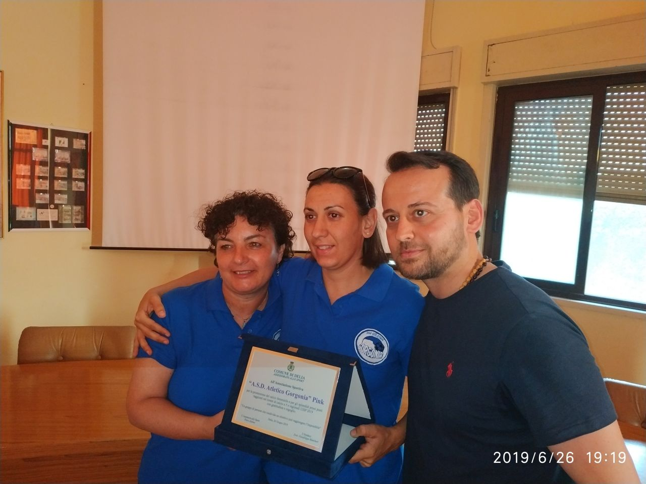 Mariella Genova ritira per Gorgonia femminile