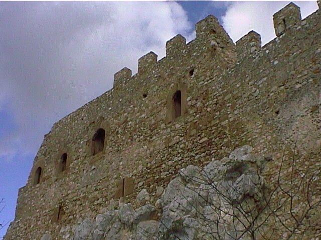 Scorcio del Castello di Delia_2