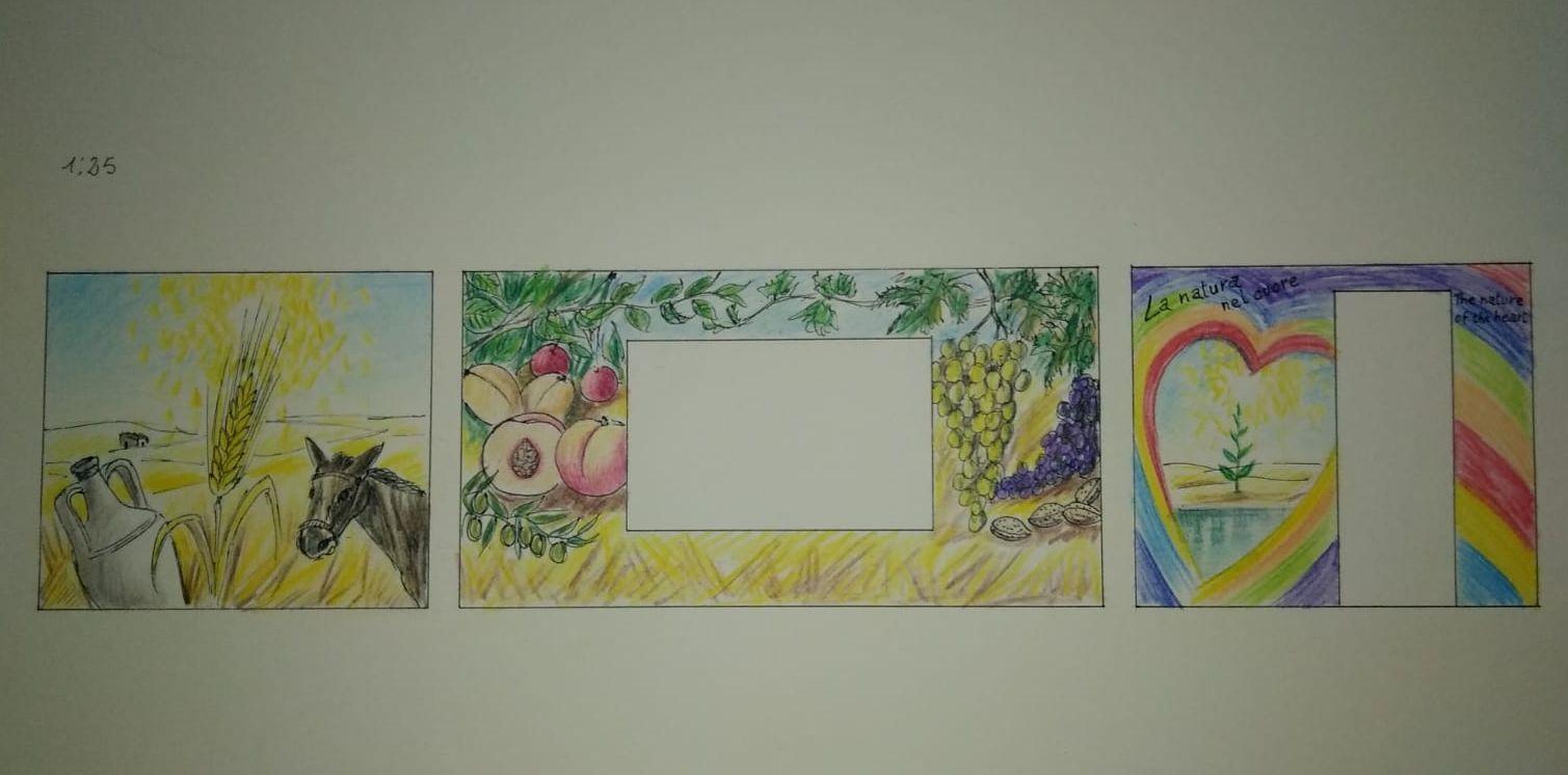 Bozzetti murale