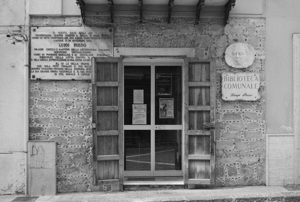 Biblioteca attuale