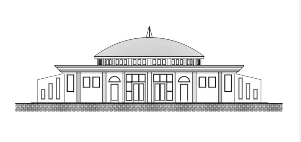Teatro rendering