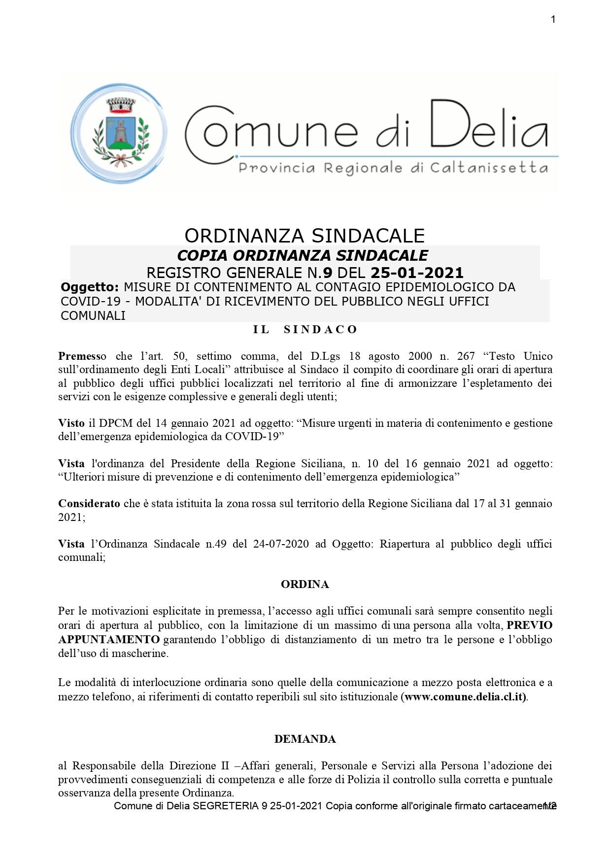 .archivetempOrdinanza Sindacale n. 9 del 25-01-2021_page-0001