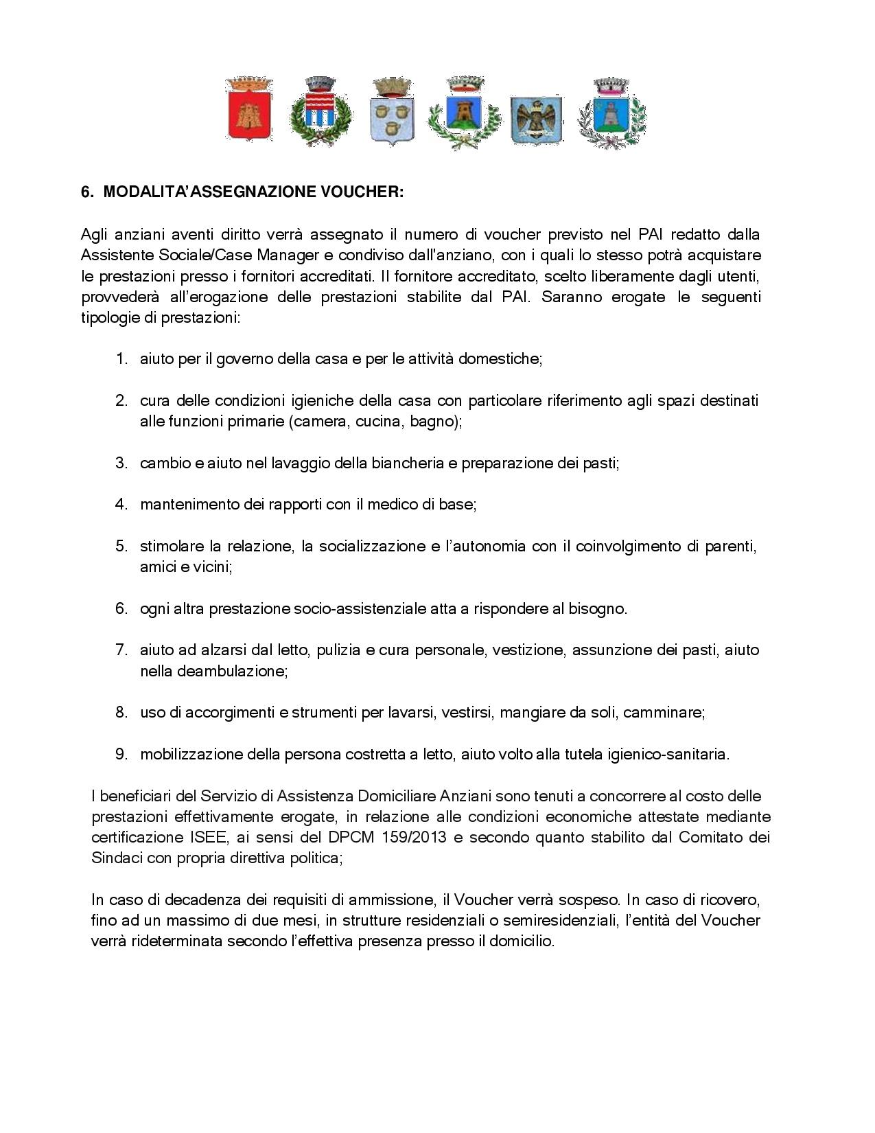 Avviso Assistenza Domiciliare Anziani Pdz 2018-19-003