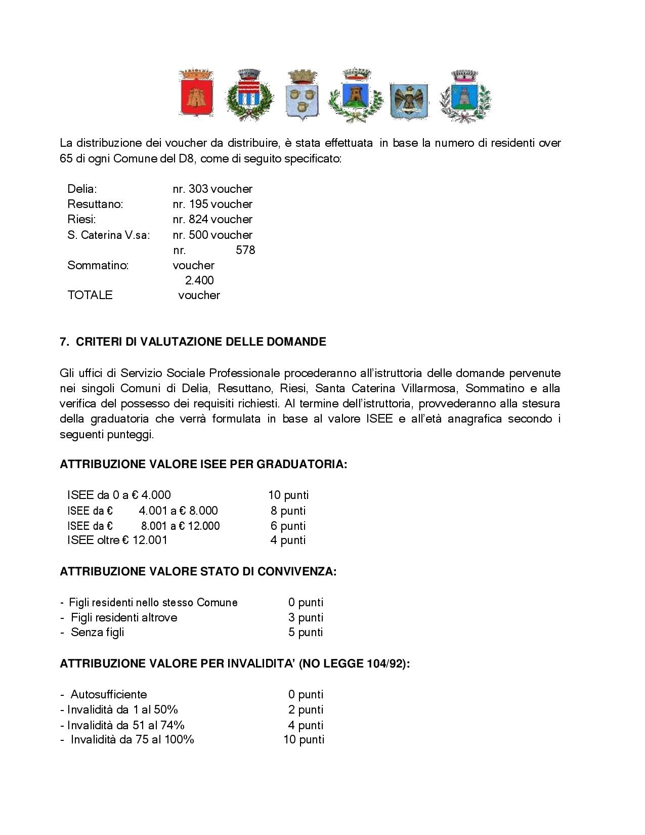 Avviso Assistenza Domiciliare Anziani Pdz 2018-19-004