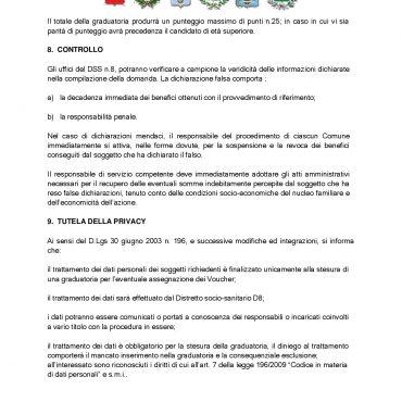 Avviso Assistenza Domiciliare Anziani Pdz 2018-19-005