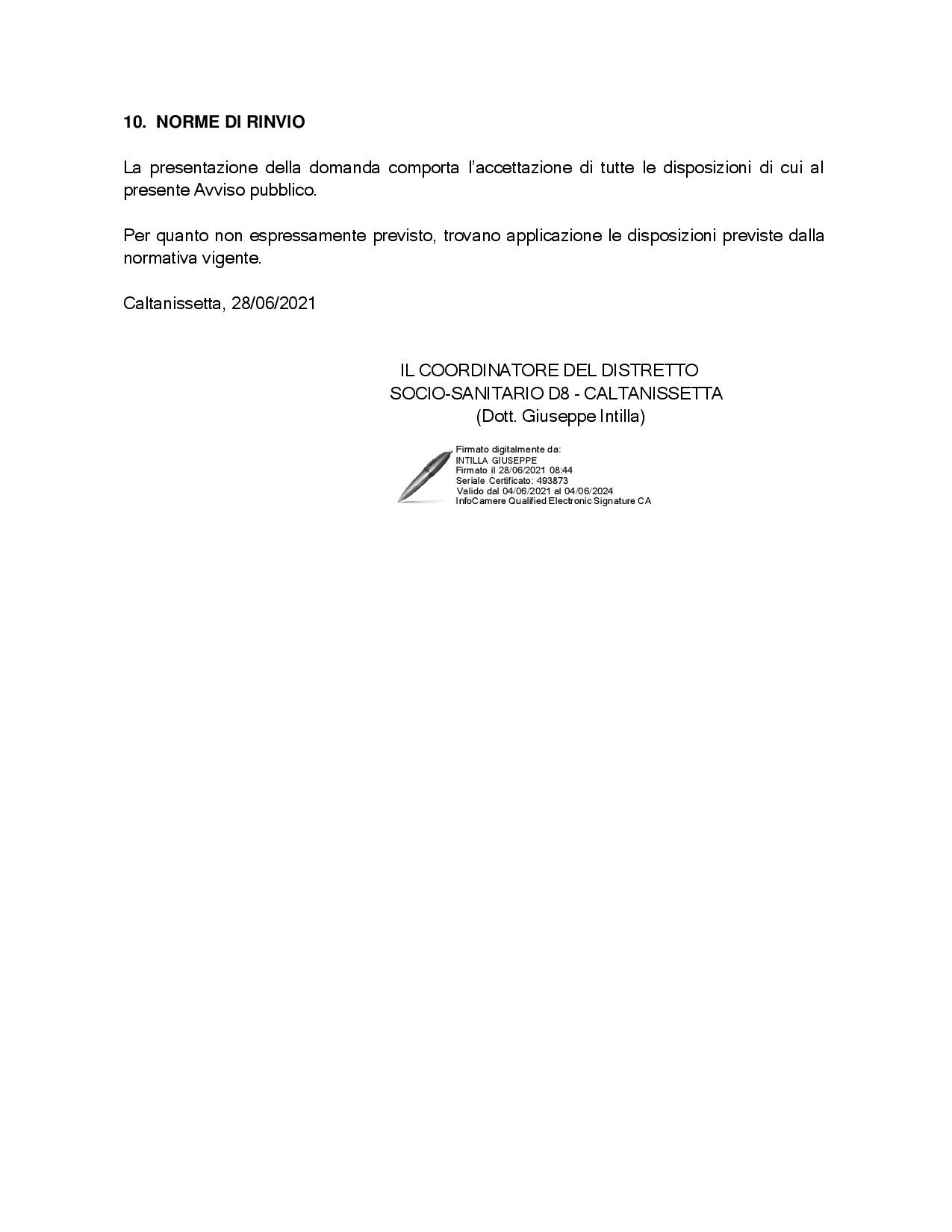Avviso Assistenza Domiciliare Anziani Pdz 2018-19-006